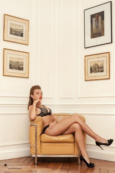photographe angers shooting lingerie paris