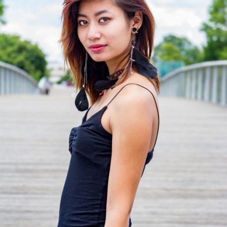shooting portrait pour vos book mode dans les rues et parc de paris